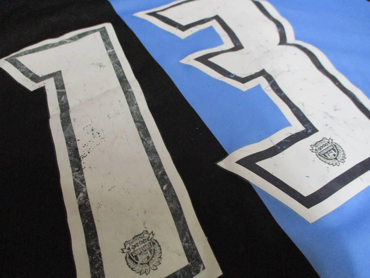 支給品 アシックス '06川崎フロンターレ #13 寺田周平 ユニフォーム Oサイズ_画像8