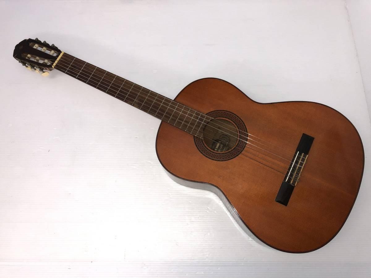 【音出し確認済!】 「YAMAHA / ヤマハ」 クラシックギター G-120D ヴィンテージ 1960~1970年発売