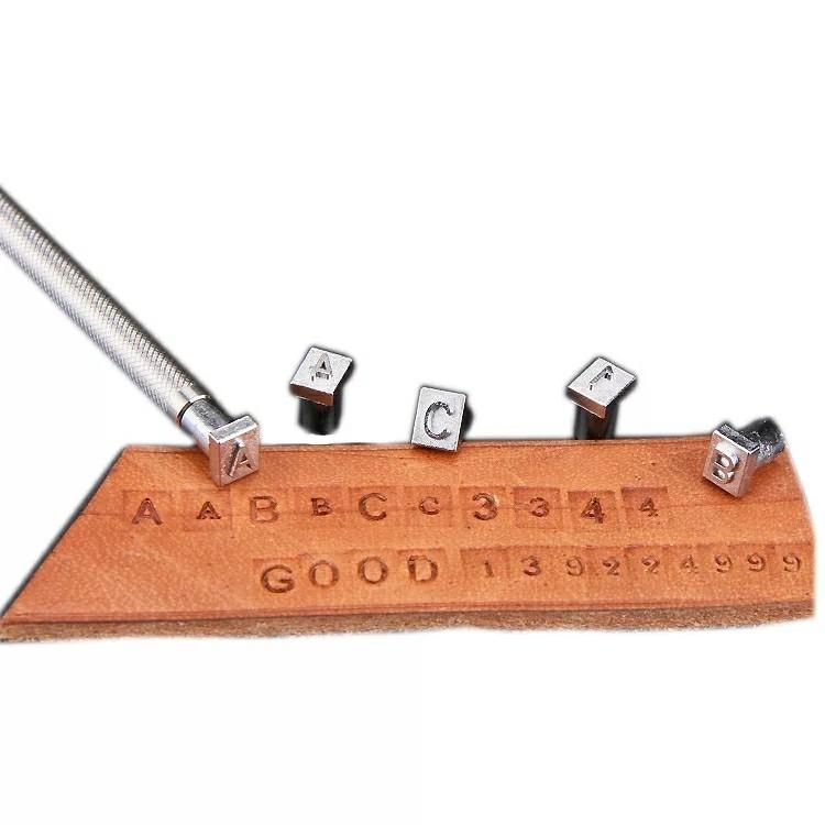 レザークラフト 革工具 刻印