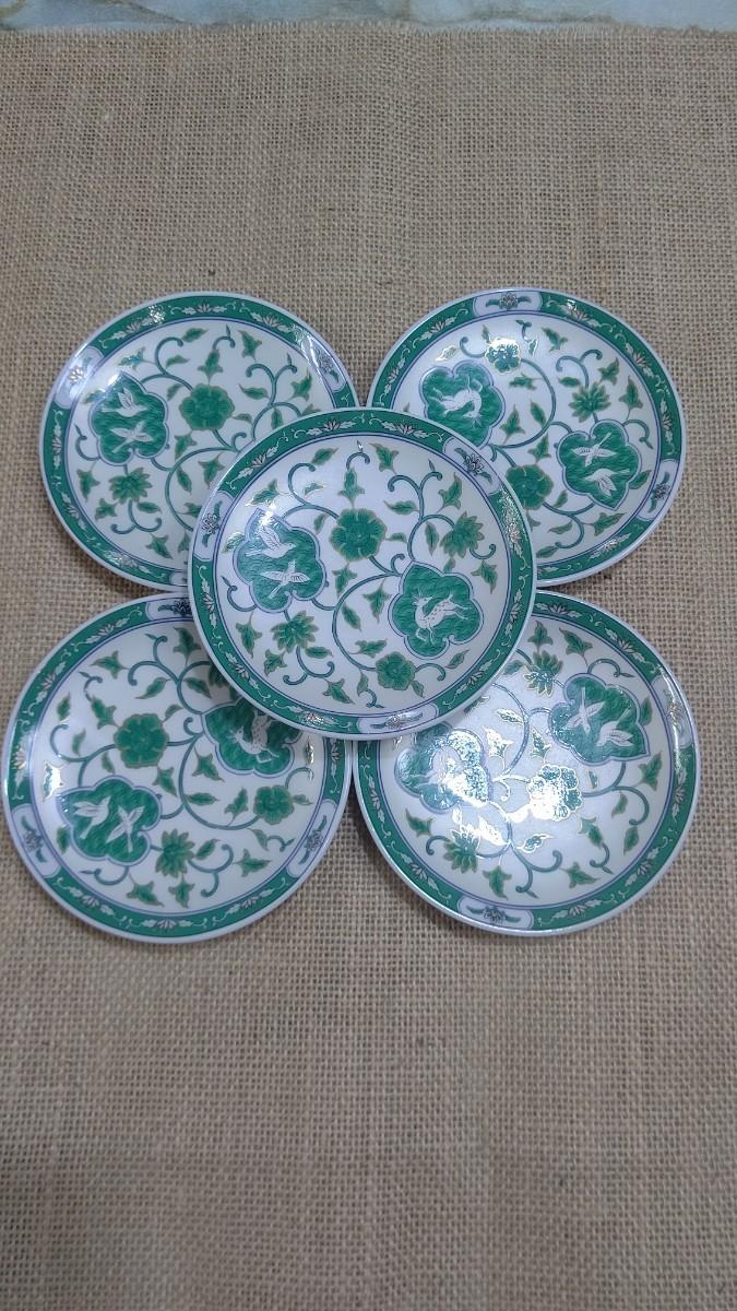 小皿 5枚