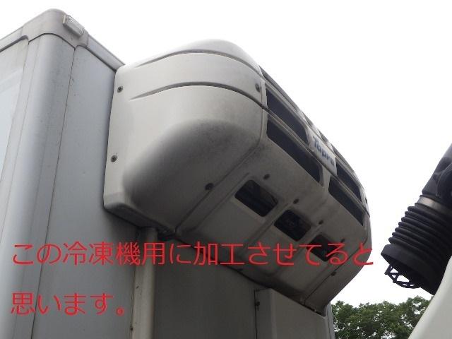 r2617-880 ★ 導風板 風よけ 標準用 ベットレス ISUZU I-8型 FR系 FS系 FT系 PKG-FRR90T2 2000×1200×900_画像9