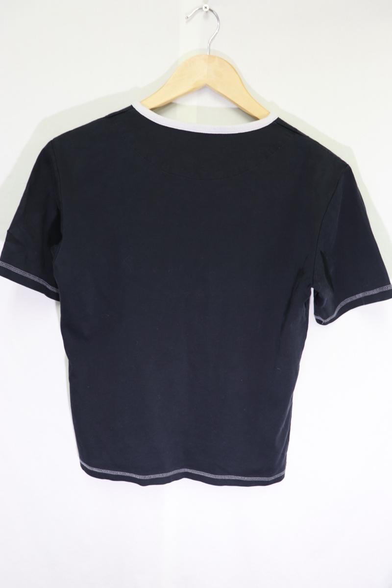 【メンズ】【良品保証返品OK】HIGH STREETヘンリーTシャツ/高品質ブランド高級S_画像5