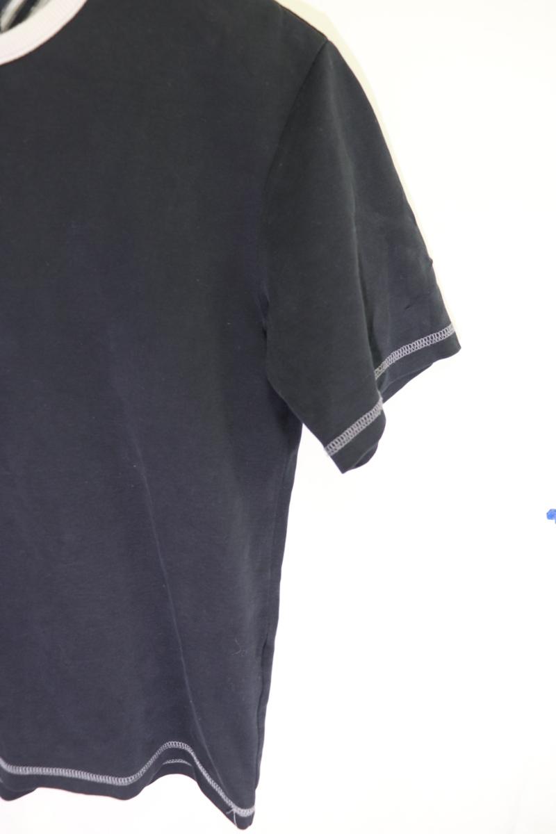 【メンズ】【良品保証返品OK】HIGH STREETヘンリーTシャツ/高品質ブランド高級S_画像4