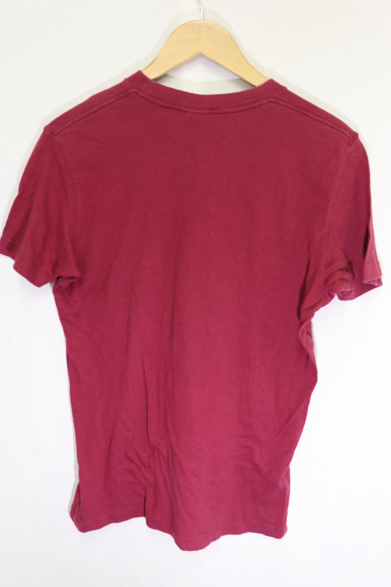 【メンズ】アバクロンビー&フィッチBEST Tシャツ/USAブランドアメカジ老舗カッコいいゴールド!!S_画像5