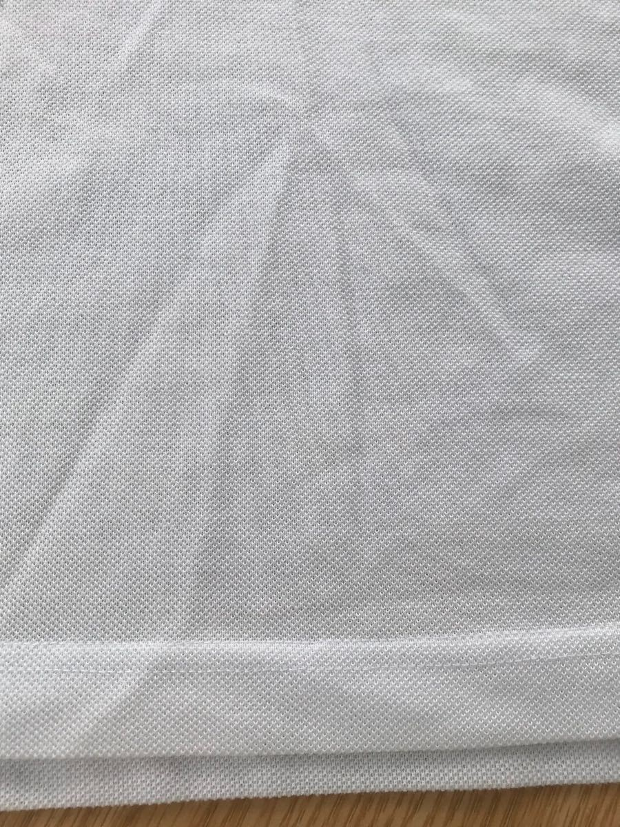ルコック le coq sportif ルコックスポルティフ ゴルフウェアー Lサイズ 劣化品 メンズ シャツ_画像4