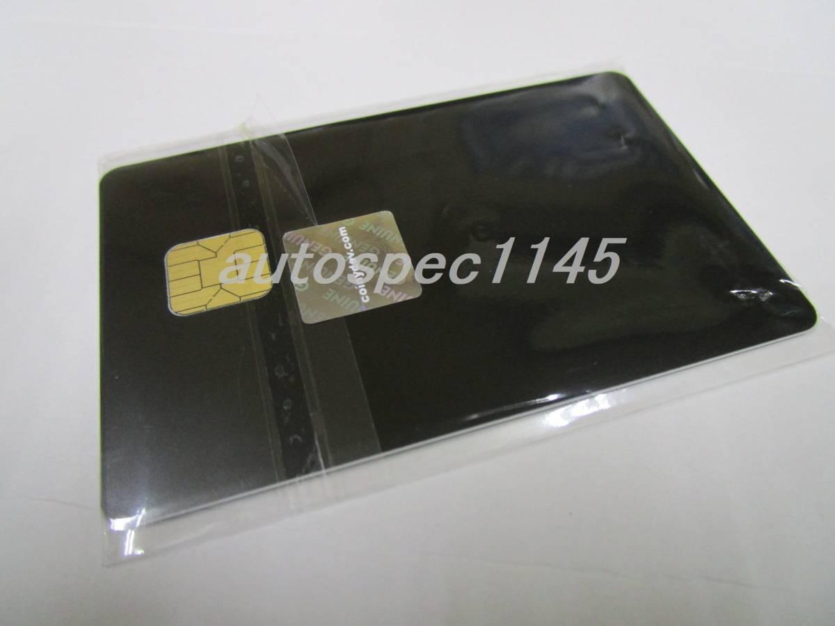 ★☆ カードリーダー付き 正規品 Coiny Card (2代目 IC chip内蔵) ICカード ☆★