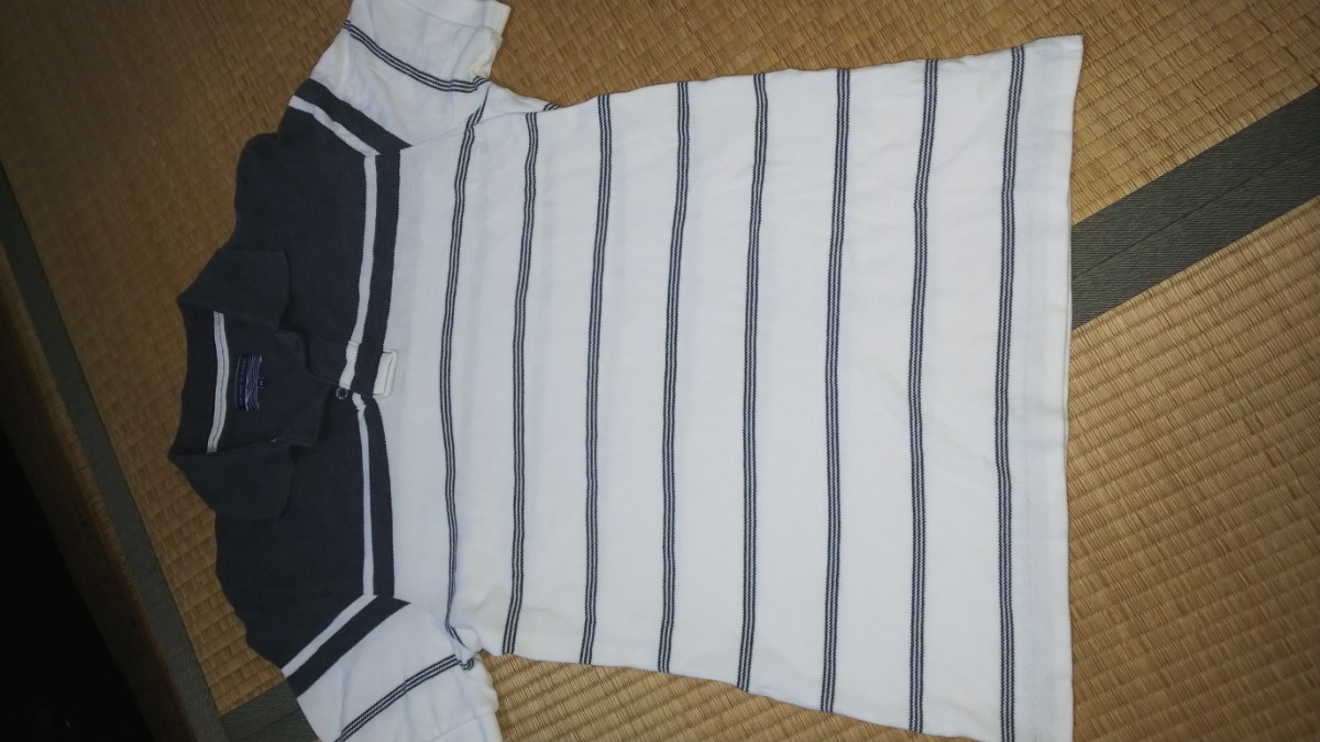 ポロシャツボーダー