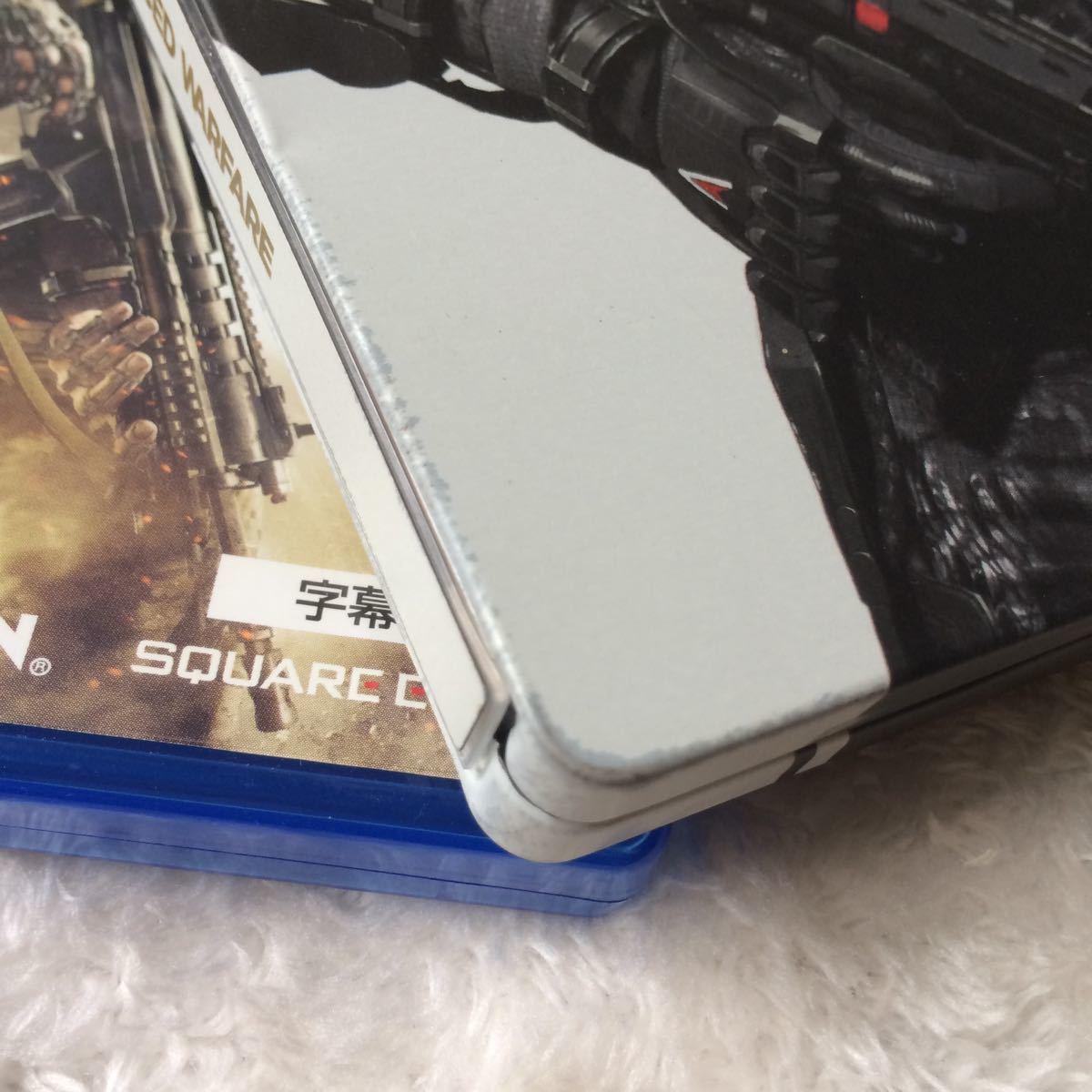 PS4ソフト コールオブデューティアドバンスド・ウォーフェア 鉄製box付き