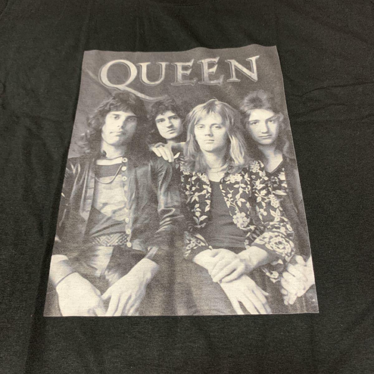 クイーン Tシャツ XLサイズ ブラック
