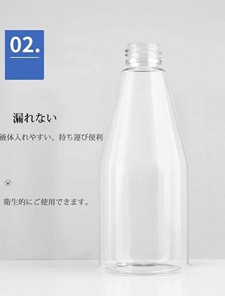 送料無料!!157-2/スプレー ボトル 軽量 携帯 透明 スプレー ボトル 旅行 除菌 虫除け 液体詰替用ボトル (200ml 空容器/3個セット)_画像5