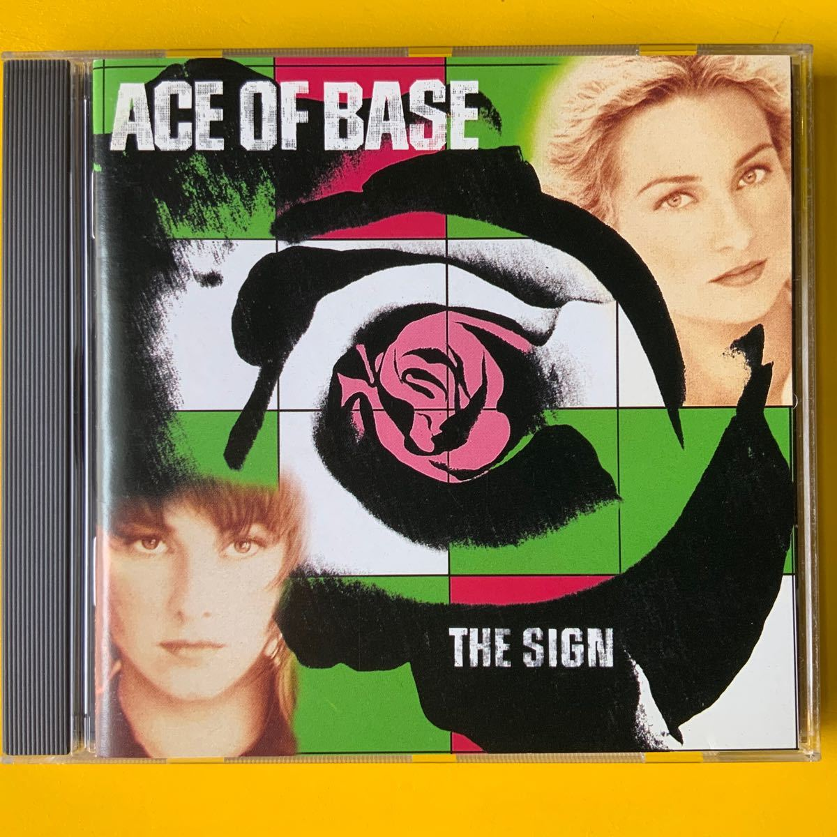 THE SIGN/ACE OF BASE エイス・オブ・ベイス