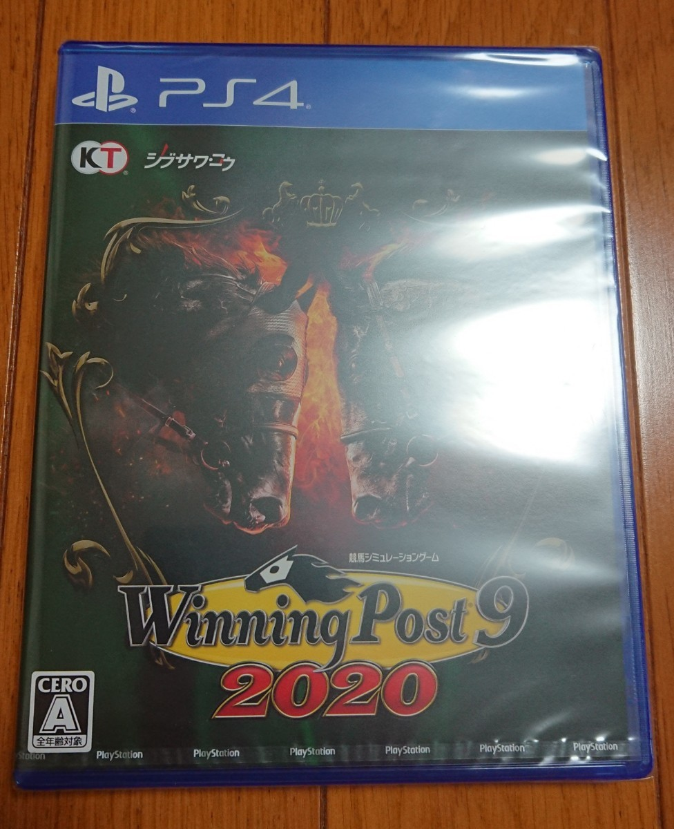 PS4 Winning Post9 2020