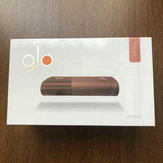 再入荷 ラスト1 glo Series 2mini ブラウン スターターキット 新品未使用未開封 限定カラー_画像1