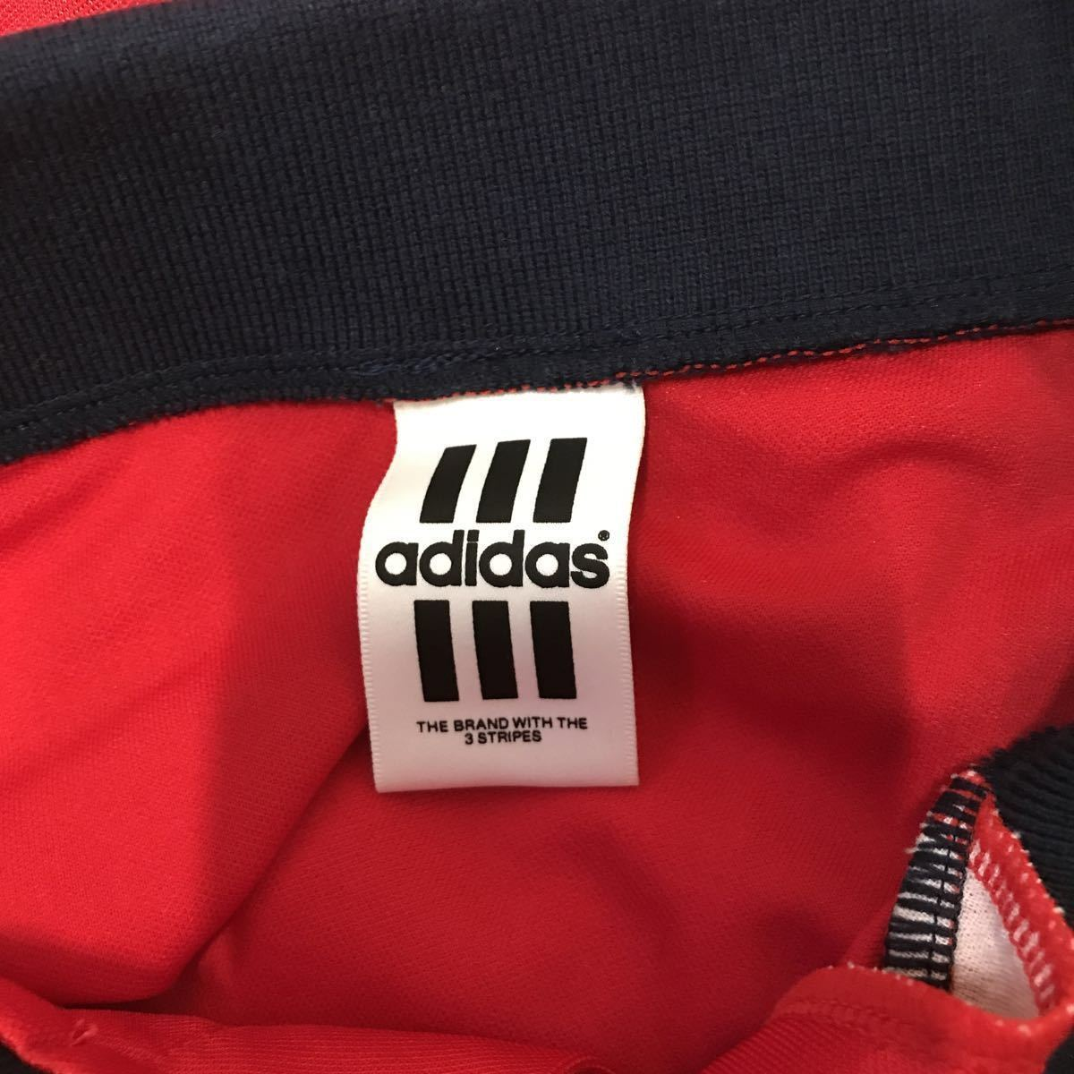 adidas 半袖ポロシャツ M-L