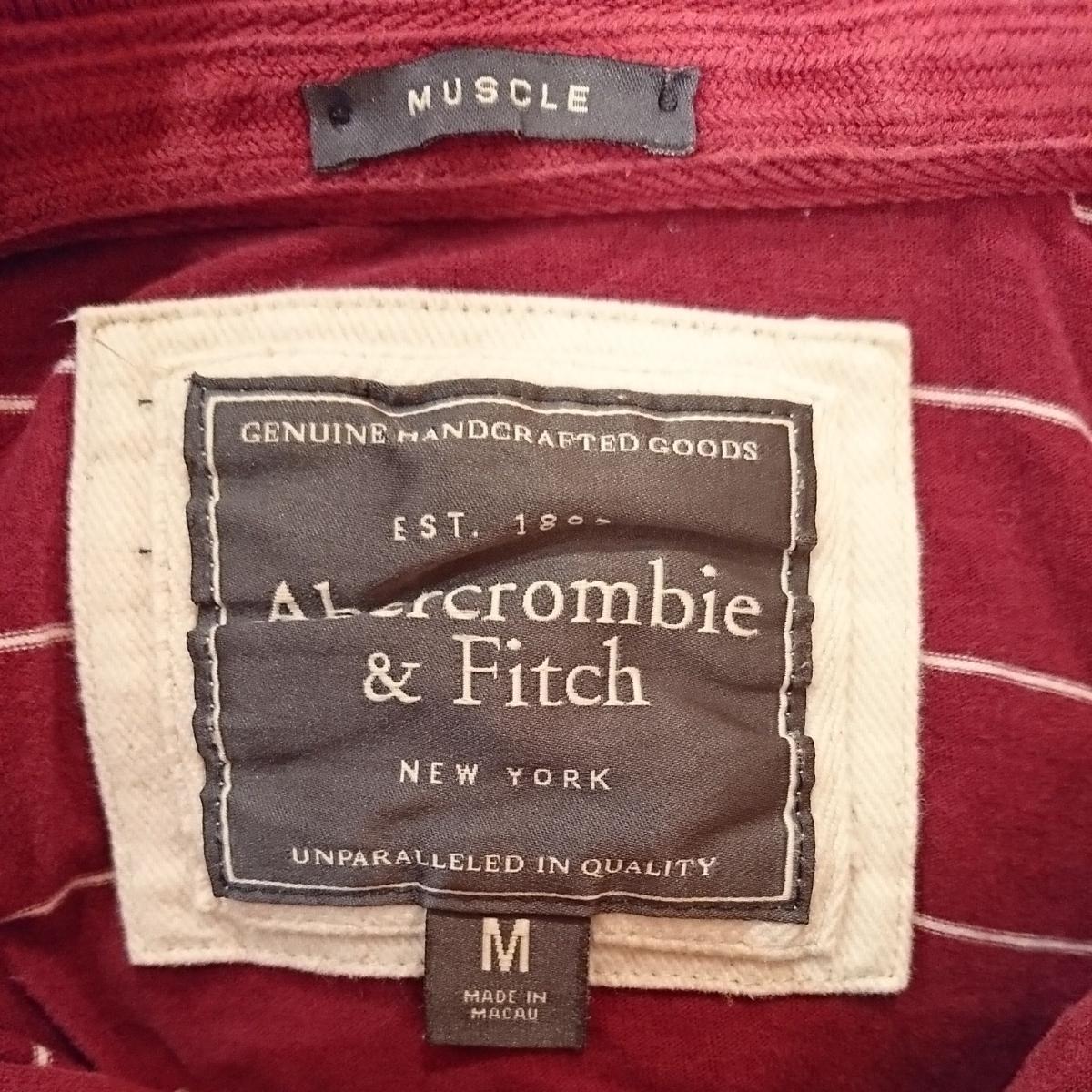 アバクロンビー&フィッチ ポロシャツ M