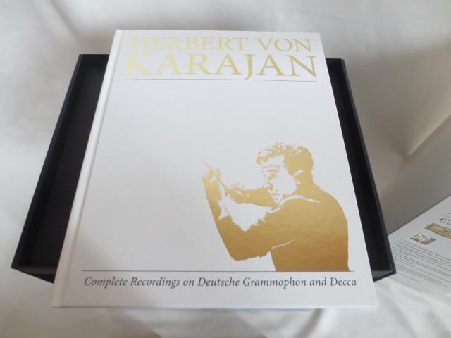 HERBERT VON KARAJAN 大型BOX CD+DVD+Blu-ray Audio 美品_画像3