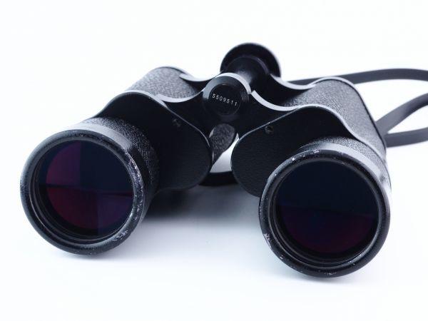 双眼鏡 BINOCTEM 7x50 CARL ZEISS JENA カール・ツァイス_画像4