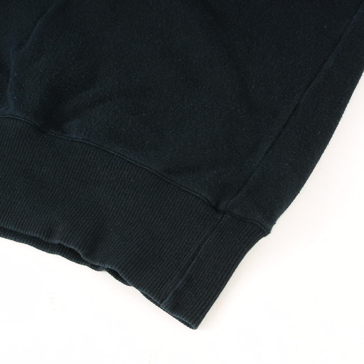 Dior HOMME ディオールオム パーカー 06AW These Grey Days期 グラフィックロゴ スウェット パーカー ブラック XS_画像5