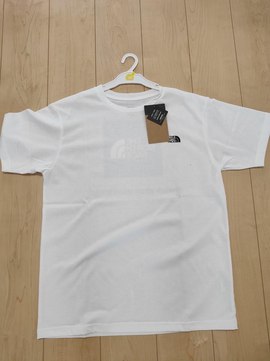 THE NORTH FACE 半袖Tシャツ ボックスロゴ