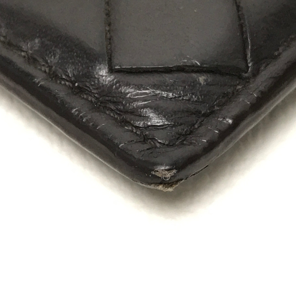 BOTTEGA VENETA ボッテガヴェネタ 162150 パスケース 名刺入れ イントレチャート メンズ レディース カードケース レザー/ レディース_画像3
