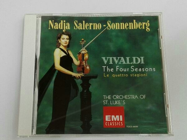 N.サレルノ=ソネンバーグ CD ヴィヴァルディ:「四季」_画像1