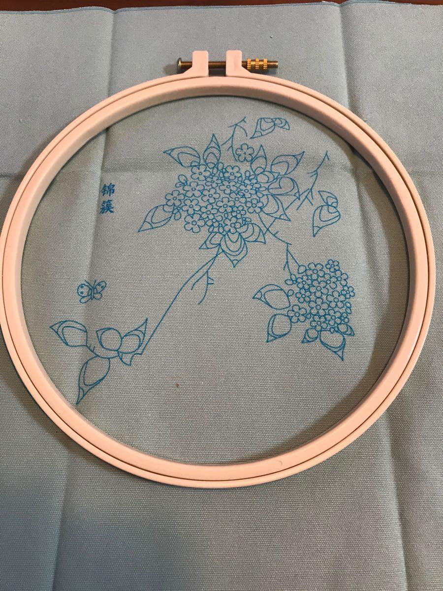 フランス刺繍キット【9876】