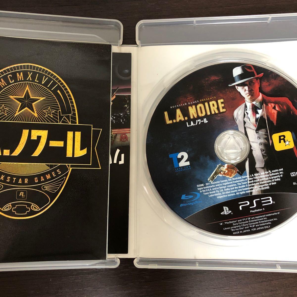 【PS3】 L.A.ノワール