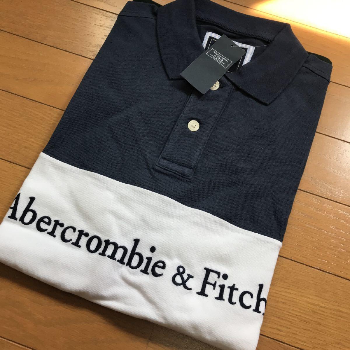 ◎S◎新品正規品◎アバクロ◎ポロシャツ◎送料込