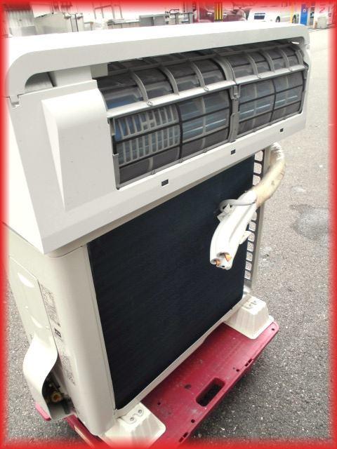 家庭用ルームエアコン 2.2k~6畳用 東芝 RAS-C225E5R 2018年製 フィルター掃除 空気清浄 壁掛け用 現状 冷房 暖房 100V_画像6