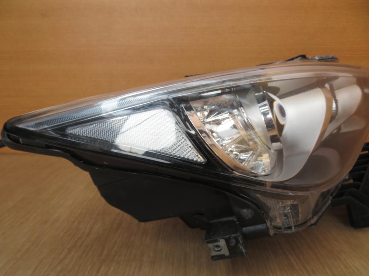 H26 スカイライン HV37 LED 右ヘッドライト/右ヘッドランプ/右ヘッドレンズ_画像3