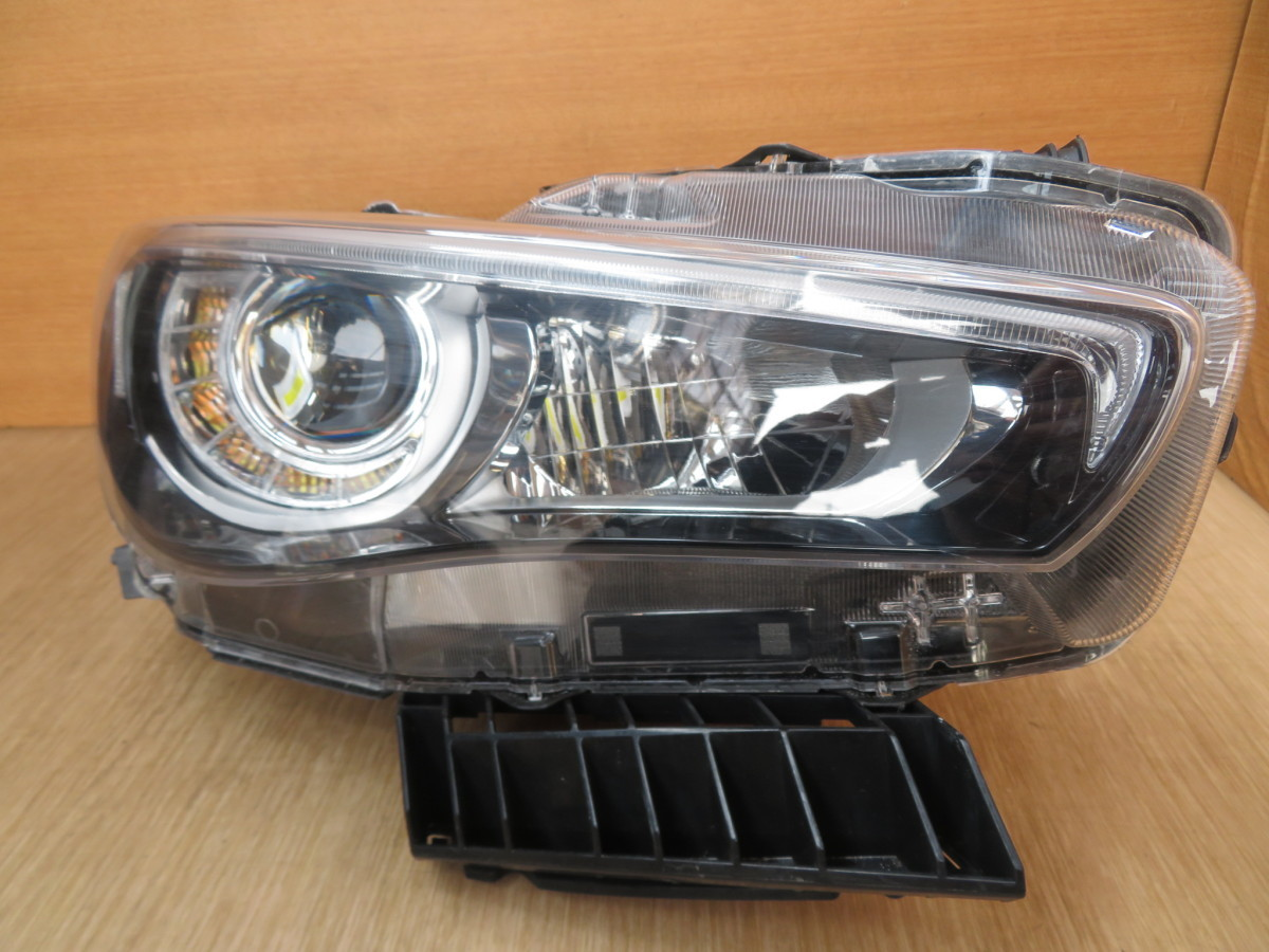 H26 スカイライン HV37 LED 右ヘッドライト/右ヘッドランプ/右ヘッドレンズ_画像2