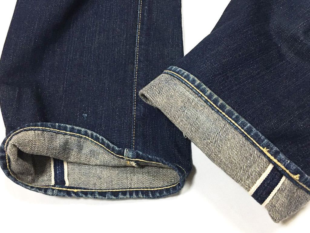 旧ジョーマッコイ JOE McCOY ヴィンテージ501xx風 901デニムジーンズ パンツ 30/W79裾上げ未加工ロング丈REAL McCOY リアルマッコイズ_画像10