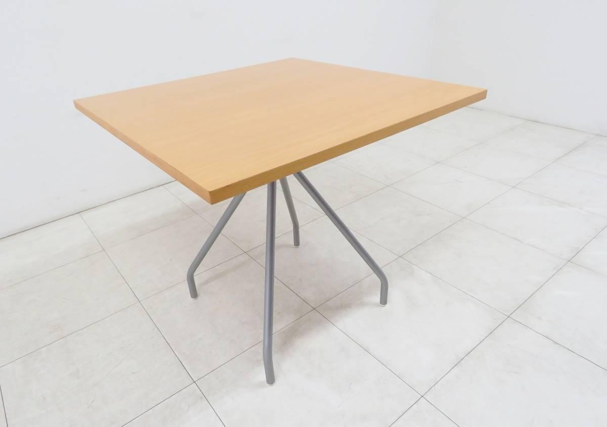 ■IDEE イデー■CRIS CROSS■ダイニングテーブル■カフェスタイル■検シボネコンランアクタス_画像5