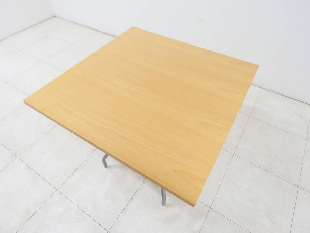 ■IDEE イデー■CRIS CROSS■ダイニングテーブル■カフェスタイル■検シボネコンランアクタス_画像6