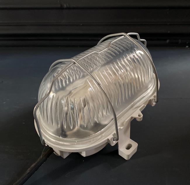フランスヴィンテージカプセルランプW1/アンティークヨーロッパインダストリアル照明器具インテリアデザイン店舗内装什器アトリエカフェ_画像10