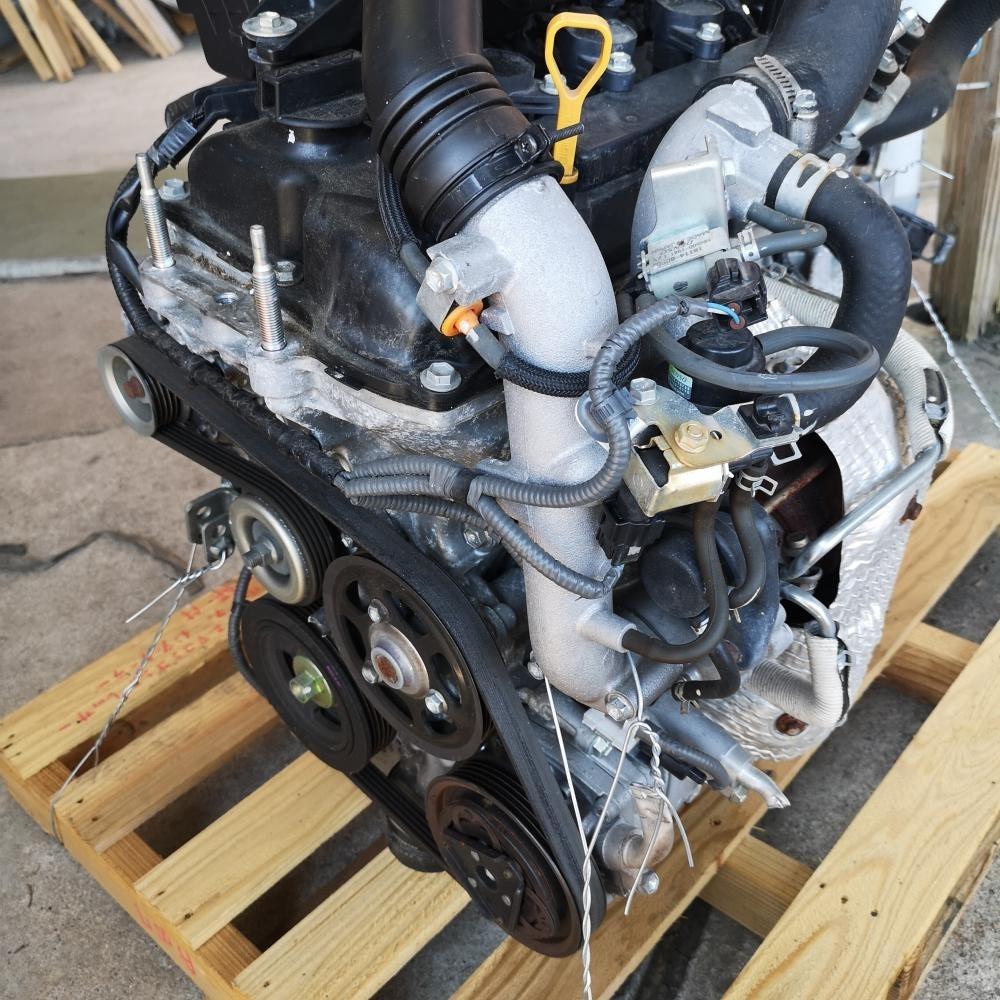 HA36S【エンジン ミッション 補器類付き R06A 始動OK!】H28 スズキ アルトワークス ワークスオーディオレス (5.1万km) AW7_画像8