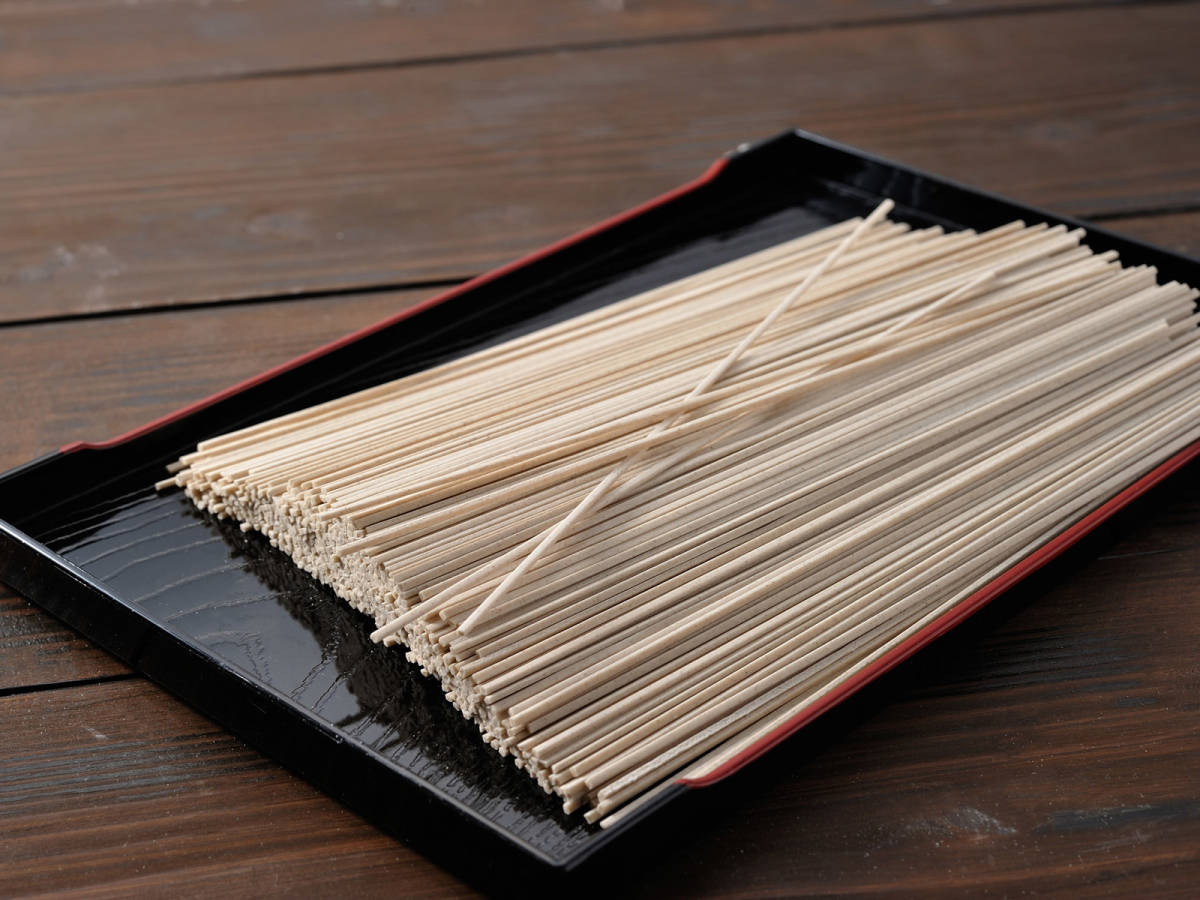 更科系 乾麺 和そば 270g×2袋 紙箱☆大手Sモールでも常にランキング上位の商品です。_画像2