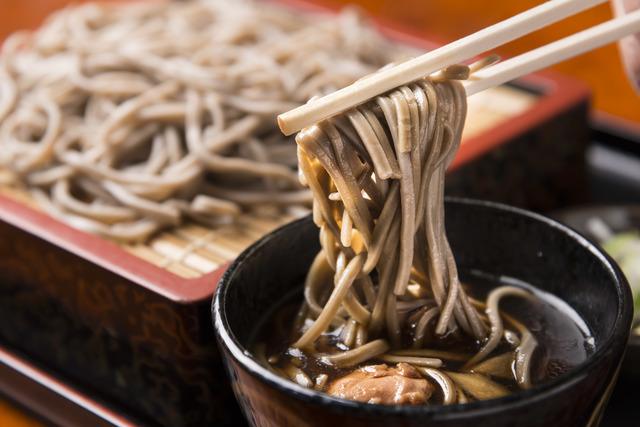更科系 乾麺 和そば 270g×2袋 紙箱☆大手Sモールでも常にランキング上位の商品です。_画像3