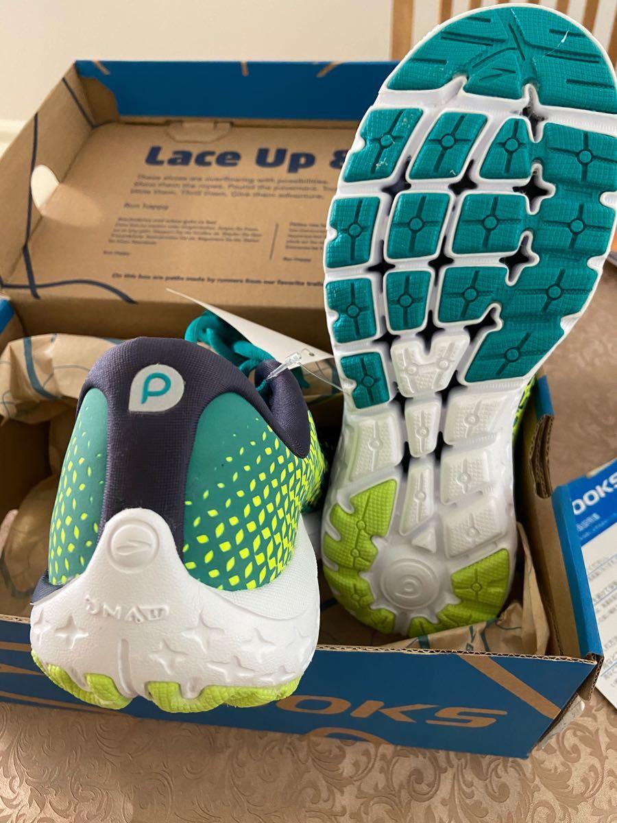ブルックス ランニング ジョーキング靴 新品