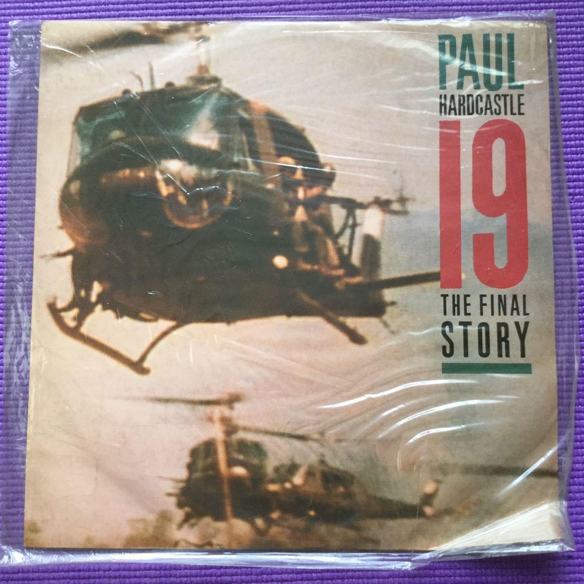 LPレコード ポール・ハードキャッスル/19/ナインティーン ザ・ファイナルストーリー