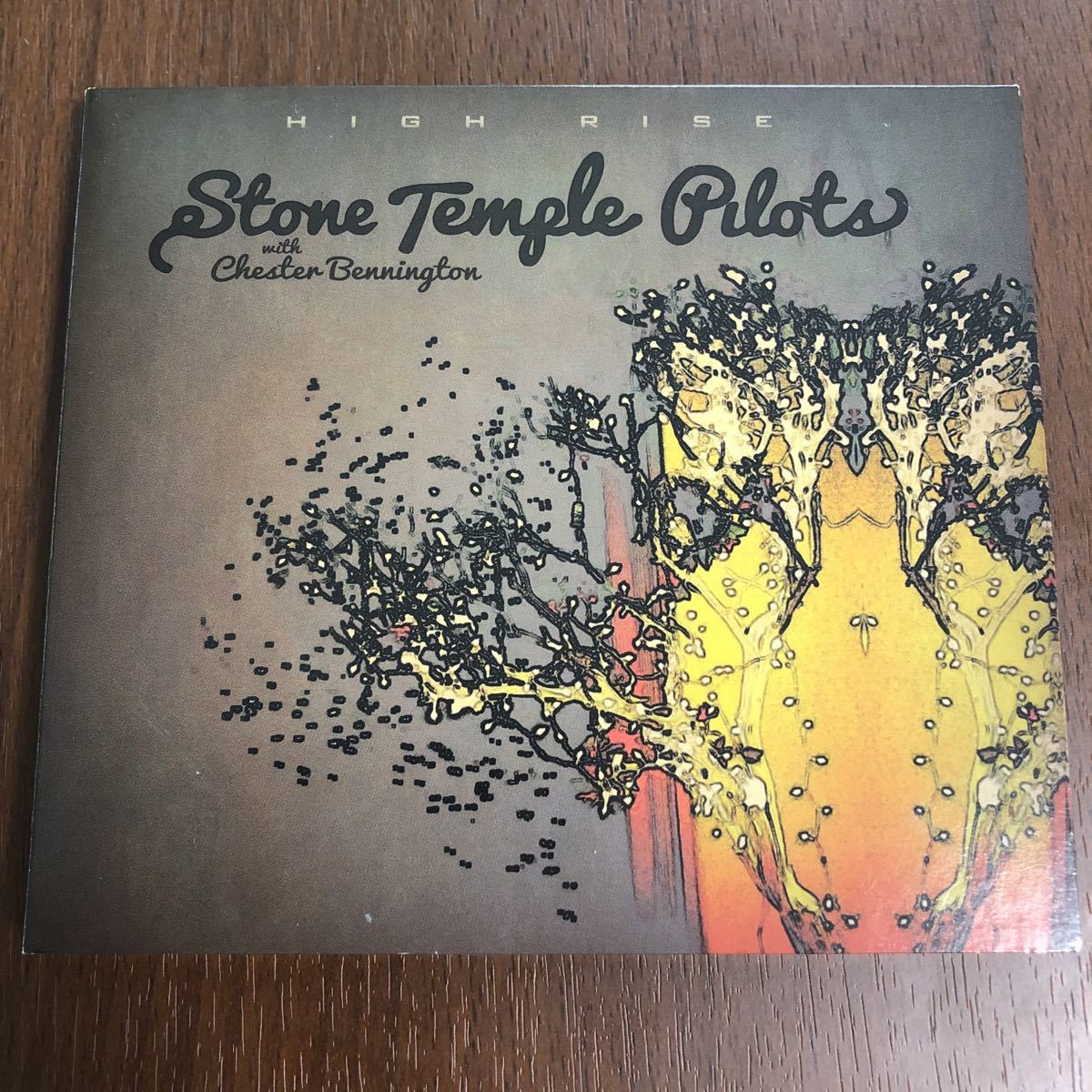 【SHM-CD】ストーン・テンプル・パイロッツ with チェスター (DVD付) Stone Temple Pilots with Cheater Bennington リンキン Linkin Park