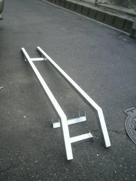 「スロープレール!水上バイクの上げ下ろしに便利」の画像1