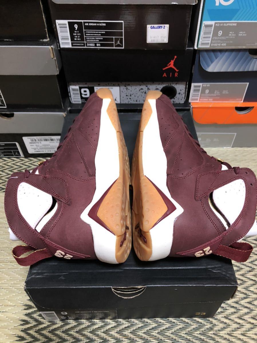 Nike Air Jordan7 Retro C&C(ジョーダン)Ciger us9(27cm)新品_画像4