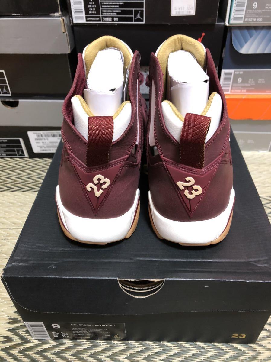 Nike Air Jordan7 Retro C&C(ジョーダン)Ciger us9(27cm)新品_画像3