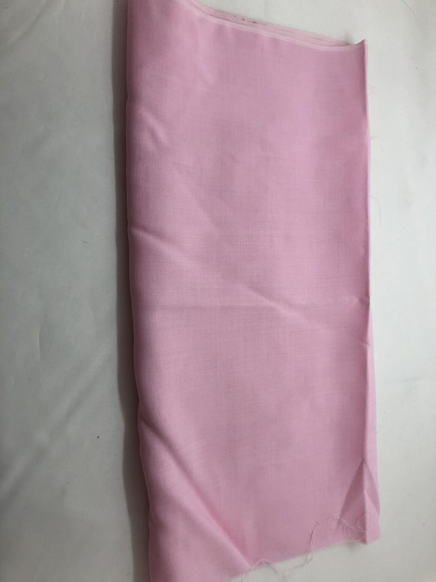 ◆希少レトロ◆浴衣地 72×214cm モスリン 薄手の綿 「ニワトリとヒヨコ」肌触り良し リメイクにも!_画像4