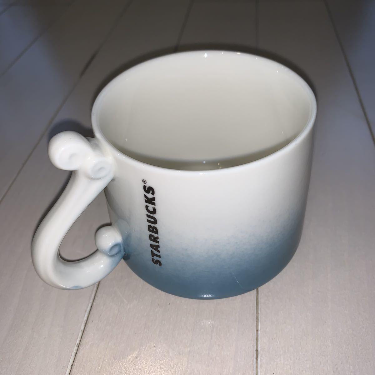 未使用品 スターバックス マグカップ ハワイ限定 STARBUCKS スタバ ご当地マグ 海外 HAWAII_画像2