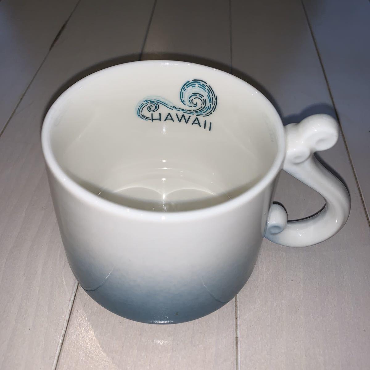未使用品 スターバックス マグカップ ハワイ限定 STARBUCKS スタバ ご当地マグ 海外 HAWAII_画像1