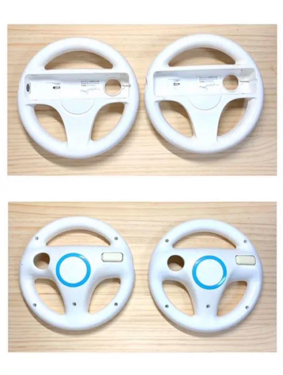 Wii マリオカートハンドルセット