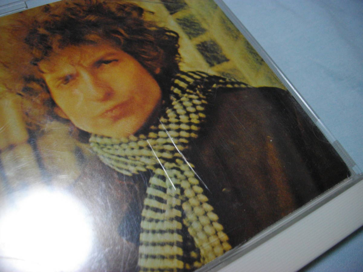Bob Dylan ボブ・ディラン 『ブロンド・オン・ブロンド(Blonde on Blonde)』 国内盤 ケース傷あり_画像8