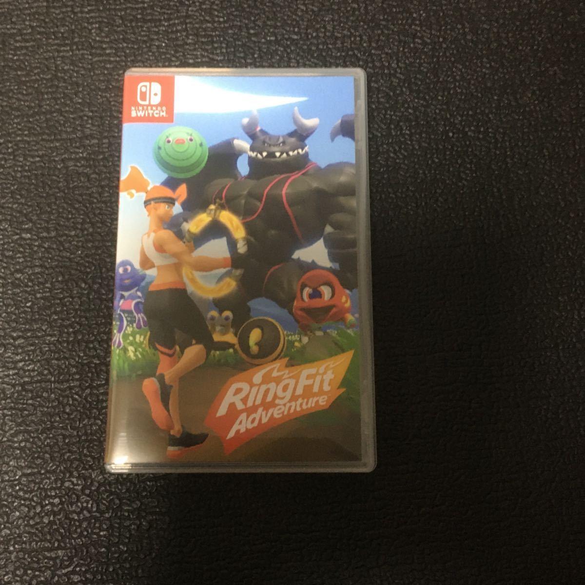 Nintendo Switch リングフィットアドベンチャー 中古_画像2